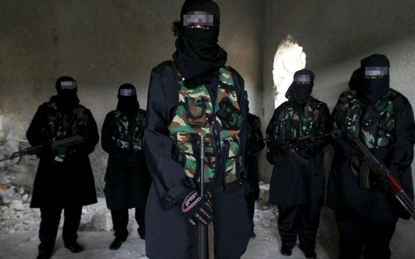 Beynəlxalq koalisiya İŞİD-in tunellərini məhv edib
