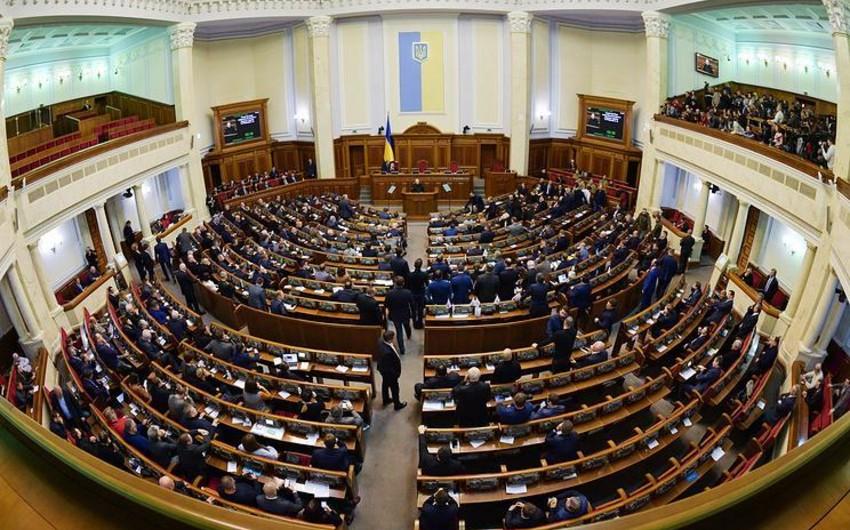 Ukraynada kriptovalyuta əməliyyatlarını tənzimləyən qanun qəbul edilib
