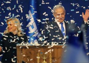 """""""Exit poll"""": Netanyahunun partiyası İsraildə parlament seçkilərində qalibdir"""