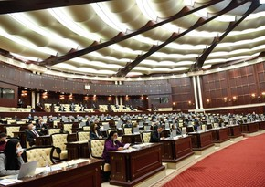 Milli Majlis convenes for next plenary meeting