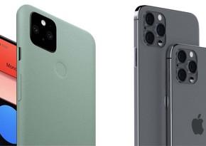 """Gələn il istehsal ediləcək bütün """"iPhone""""lar 5G-ni dəstəkləyəcək"""