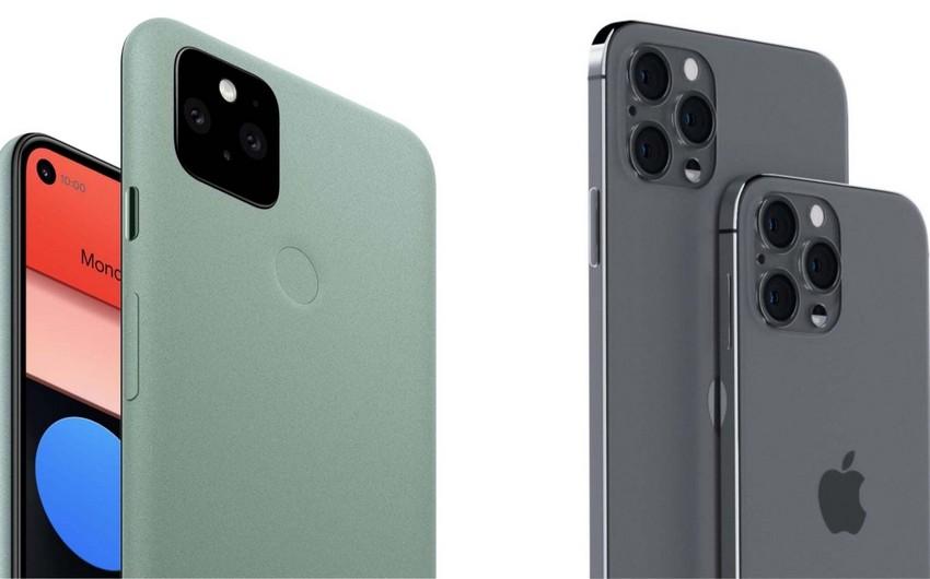 Apple презентовала новые iPhone с поддержкой 5G