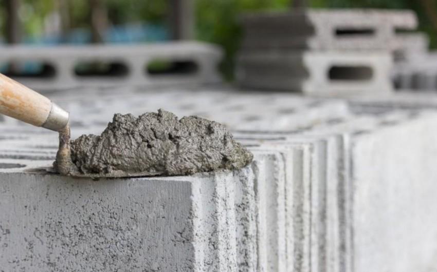 Gürcüstan Azərbaycandan sement idxalını 12% artırıb