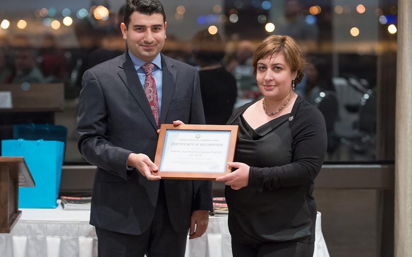 Kanadada Dünya Azərbaycanlılarının Həmrəyliyi Günü qeyd olunub - FOTO