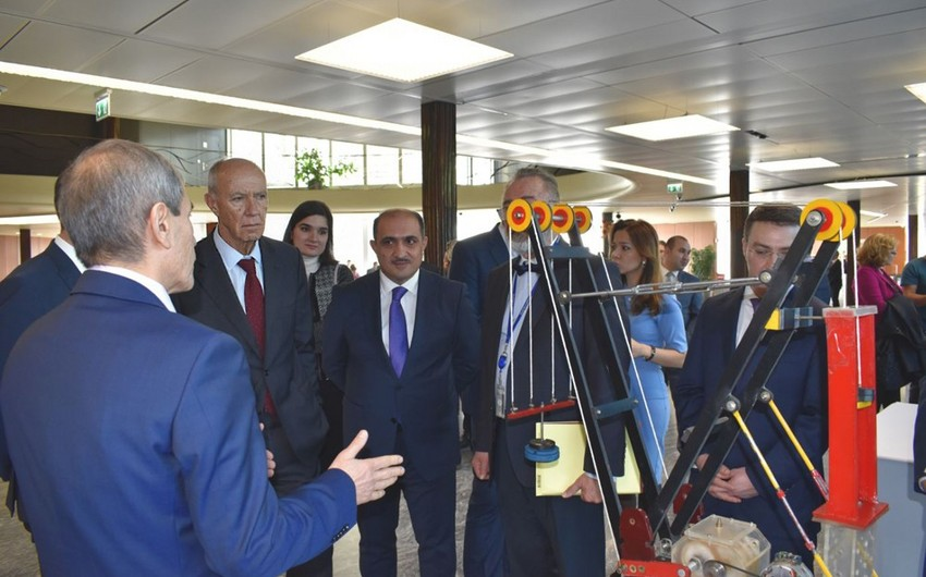 Cenevrədə innovativ və yüksək texnologiyalar üzrə Azərbaycan startaplarının təqdimatı olub