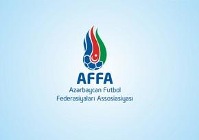 AFFA geyim dəstləri və forma ilə bağlı tenderə başladı