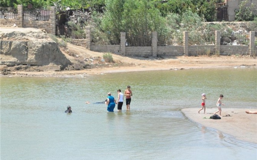 'Salt lake' in Zigh can become a treatment center