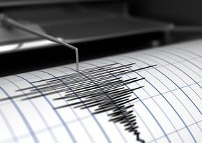 5-magnitude quake hits Turkey