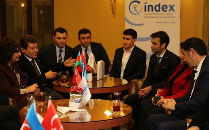 INDEX-Azərbaycan İnsan Kapitalı İnkişafı Mərkəzinin Kayseri şəhər koordinatorluğunun təşkilatçılığı ilə tədbir keçirilib