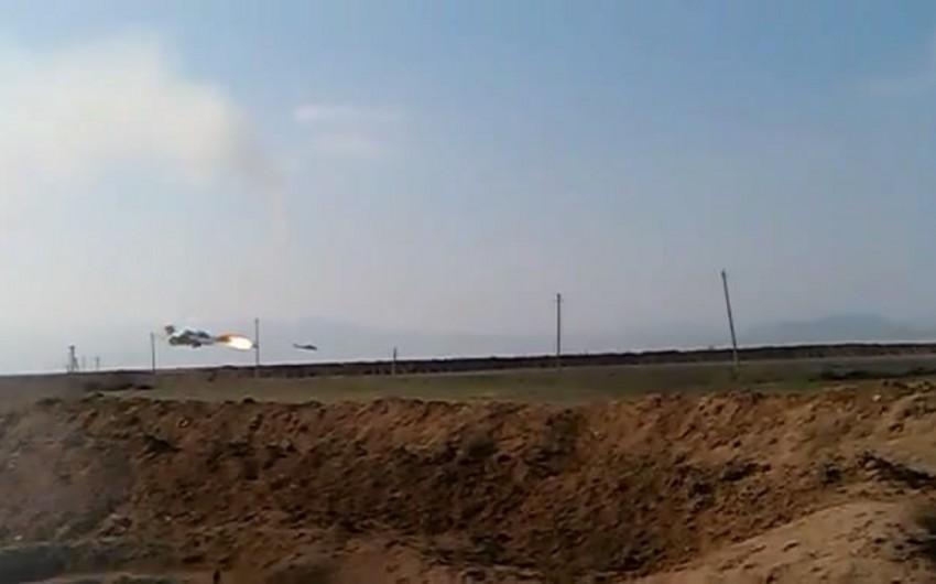 Manqa komandiri Talıb Alımərdanov: Raket düşmən helikopterini alışdıranda döyüşçülərimizin sevincdən uçmağa qanadı yox idi