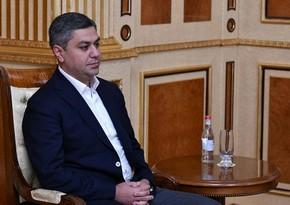 Экс-глава СНБ Армении: Госструктуры больше не подчиняются Пашиняну