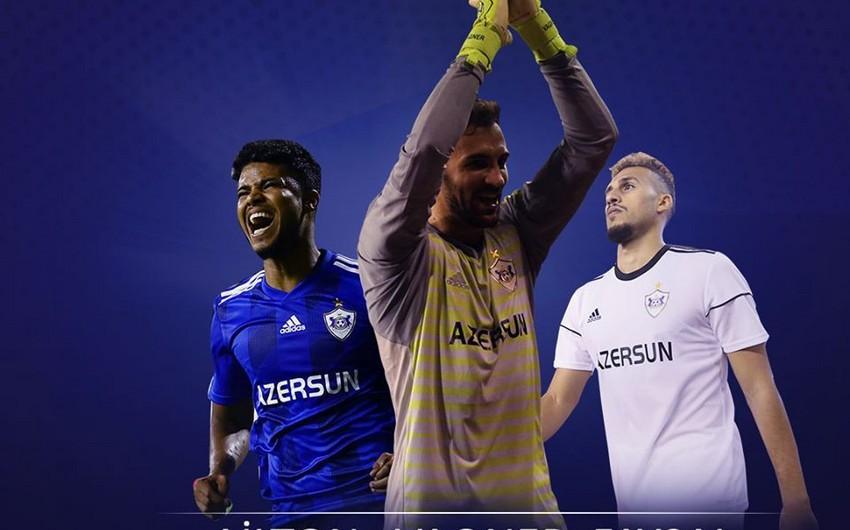 Qarabağ 3 futbolçu ilə vidalaşdı - RƏSMİ