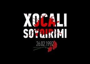Azərbaycan icması britaniyalı deputatları Xocalı soyqırımını tanımağa çağırıb