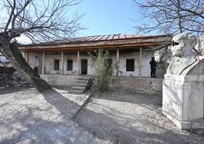 Минкультуры о восстановлении Дома-музея Бюльбюля в Шуше