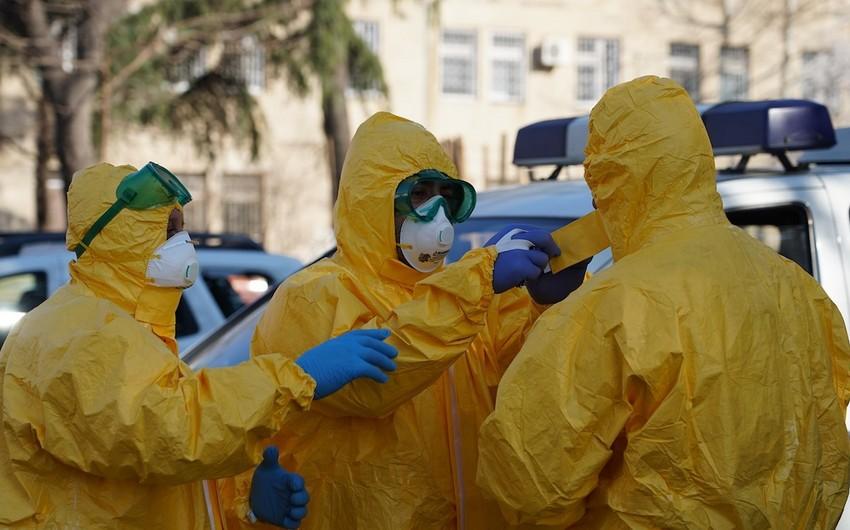 Gürcüstanda koronavirusdan ölənlərin sayı 700-ü ötdü