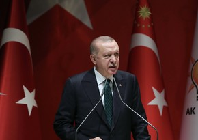 Erdogan says Turkey produces all types of ordnance for UAVs