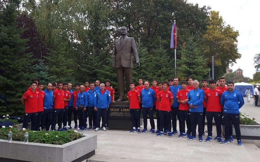 Mirbağır İsayev: Azərbaycanın U-17 yığmasında legioner həyatı yaşaya biləcək futbolçular var