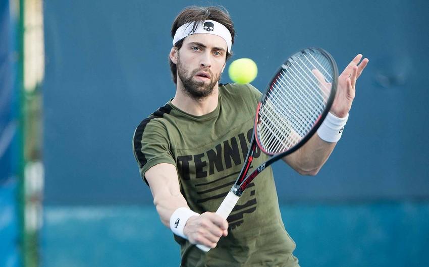 Gürcüstanlı tennisçi beynəlxalq turnirin qalibi oldu