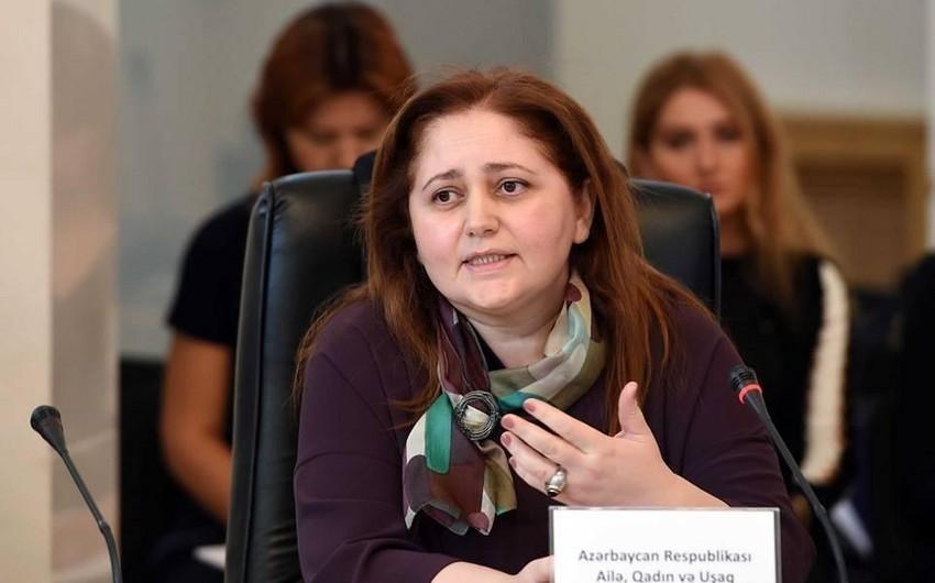 Aynur Sofiyeva: Azərbaycanda qadınlara qarşı zorakılıq hallarının sayı artmayıb