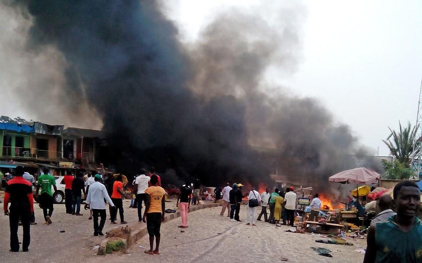 Çadda partlayışlar nəticəsində 3 nəfər ölüb, 56 nəfər yaralanıb