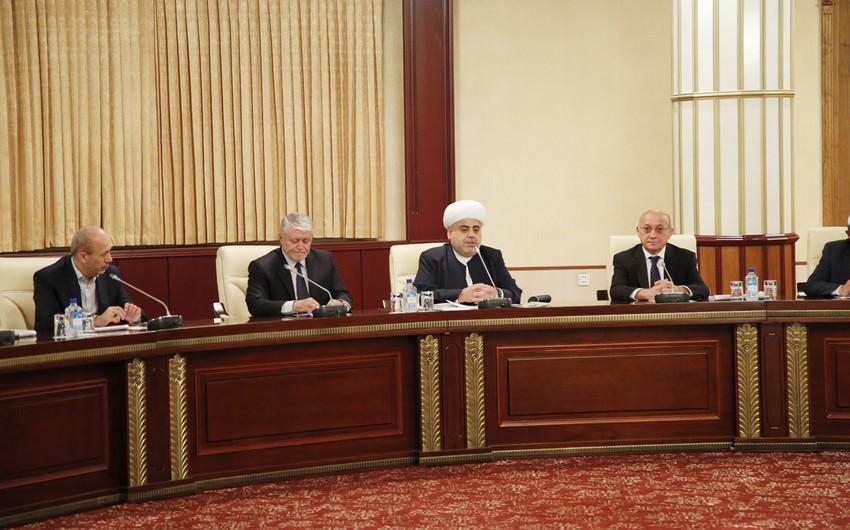 Совет казиев УМК издал фетву в связи с началом месяца Мухаррам