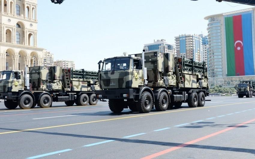 Azerbaijan increases defense spending by 5%