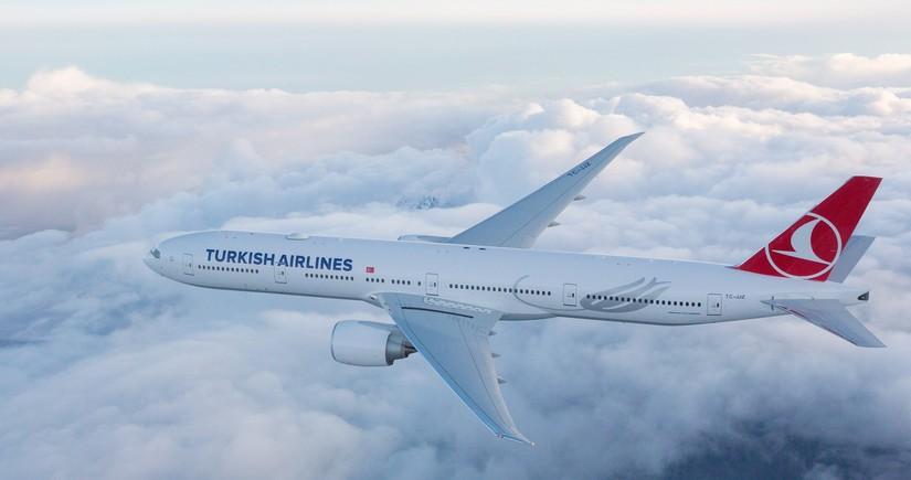 Турецкие авиалинии будут летать в Баку 4 раза в неделю