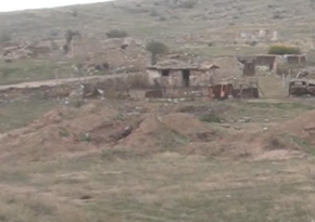 Video footage of Jabrayil's villages liberated from occupation: MoD