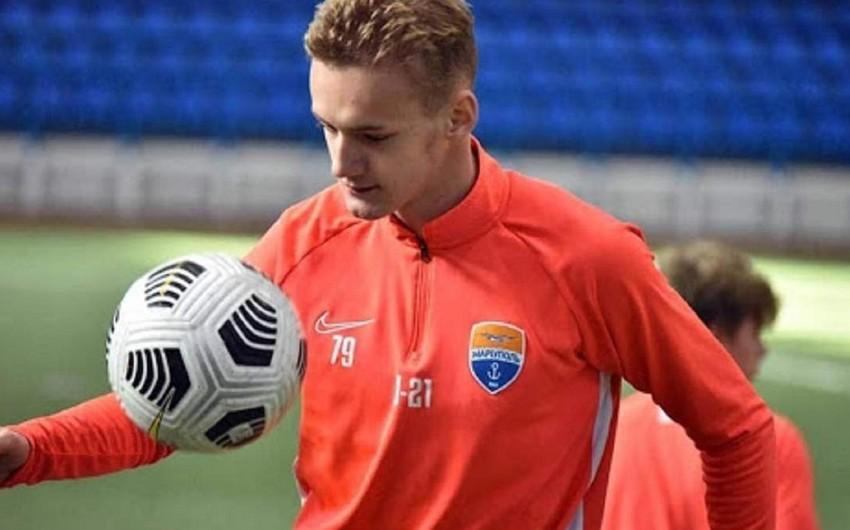 Azərbaycanlı futbolçu Ukraynada klubunu dəyişib