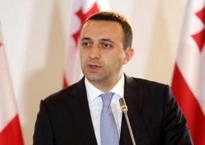 Gürcüstanın baş naziri Saakaşvilini narkoman adlandırıb