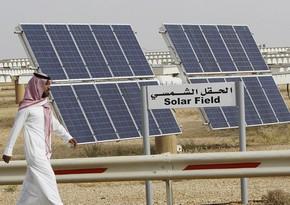 Səudiyyə Ərəbistanında elektrik istehsalı zərərsiz texnologiyaya keçirilir