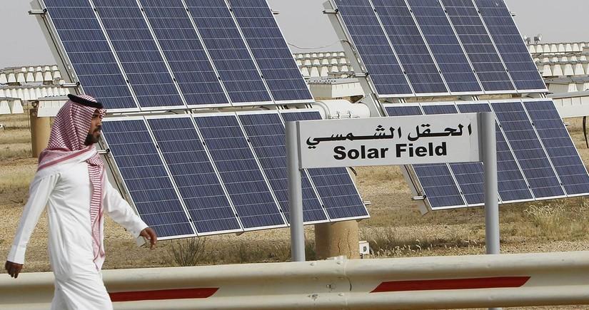Səudiyyə Ərəbistanında elektrik istehsalında zərərsiz texnologiyaya keçirilir