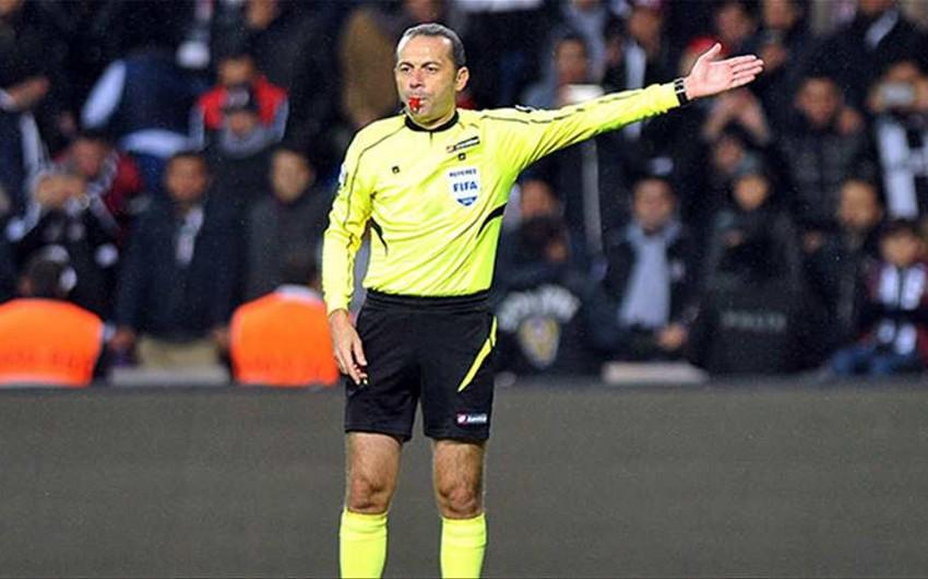 Fenerbahçe vs Galatasaray derby referees announced