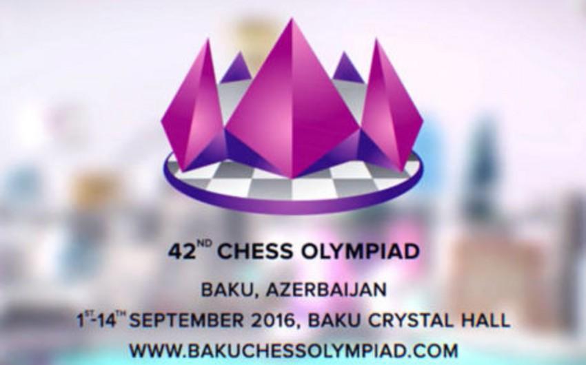 Şahmat Olimpiadası: Azərbaycan Rusiya və Ukraynaya məğlub olub