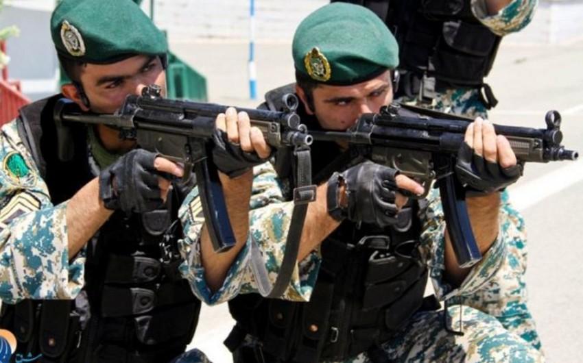 İran rəsmisi: Tehranda bir neçə terror aktının qarşısı alınıb