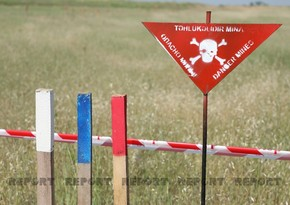 177 mines found in liberated areas of Azerbaijan