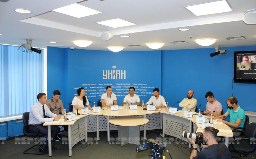 Azərbaycan və Ukraynada hadisələri obyektiv çatdırmaq üçün platform yaradıldı