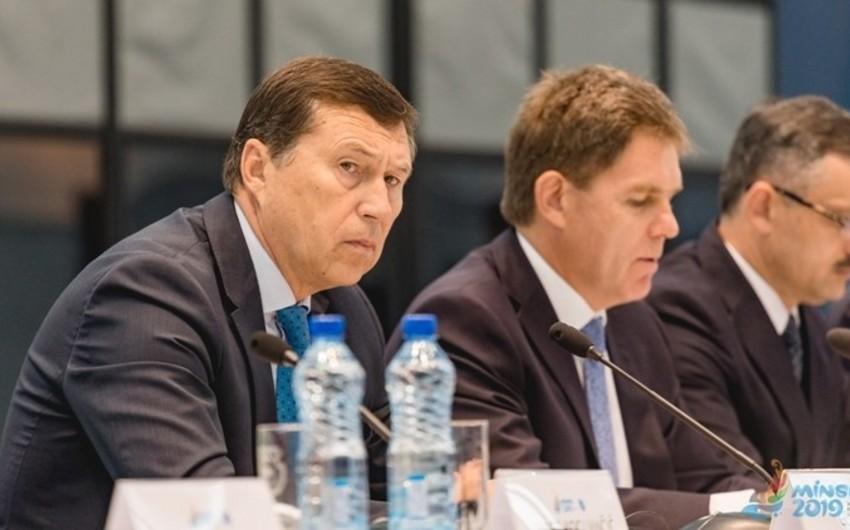 II Avropa Oyunları üçün idman qurğularının tam hazır olacağı vaxt açıqlanıb