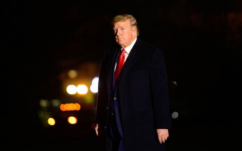 Trump has no plans for third political party