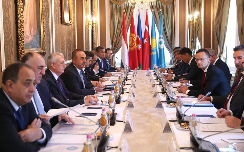 В Венгрии состоялось внеочередное заседание глав МИД Тюркского совета