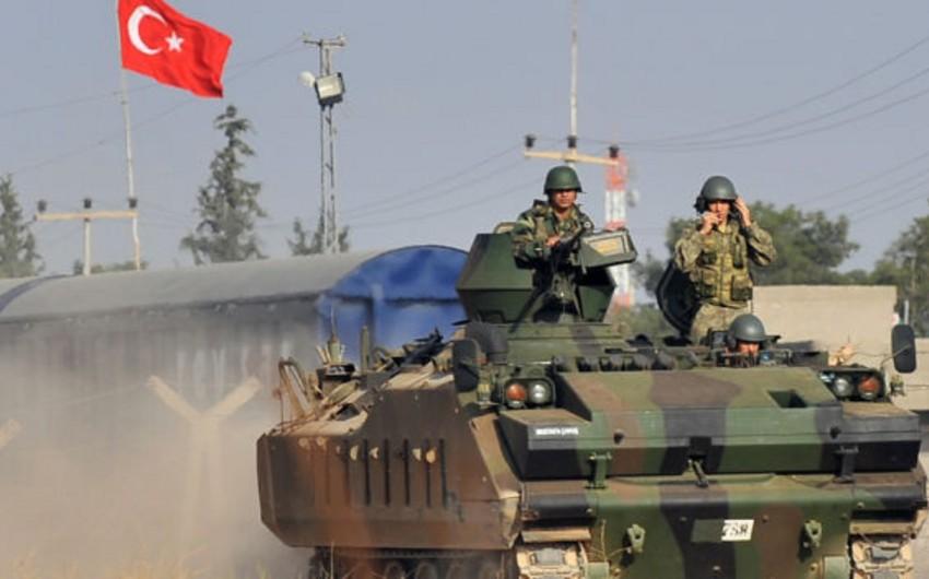 На севере Ирака лагерь турецкой армии подвергся обстрелу