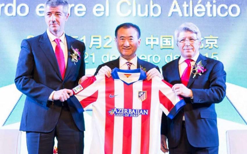 Çin korporasiyası Atletiko klubundakı səhmlərini satır