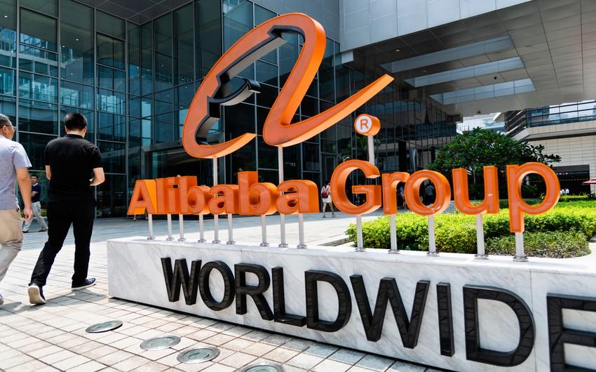 """""""Alibaba""""nın səhmləri rekord məbləğdə cərimədən sonra 8% bahalaşıb"""