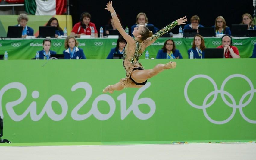 """""""Rio-2016"""": Azərbaycan gimnastı Marina Durunda doqquzuncu yerlə kifayətlənib - YENİLƏNİB"""