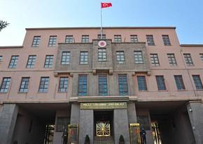 Türkiyə Milli Müdafiə Nazirliyi Anım Günü ilə əlaqədarpaylaşımedib