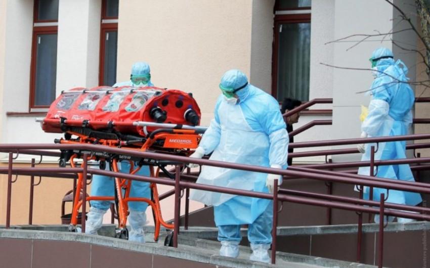 Belarusda koronavirusa yoluxanların sayı 18 mini keçdi