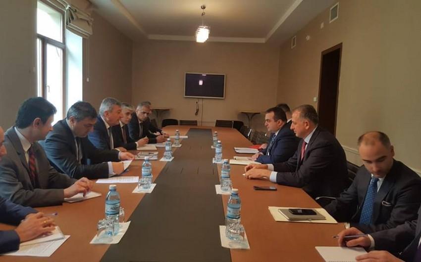 Между Азербайджаном и Грузией прошли политические консультации