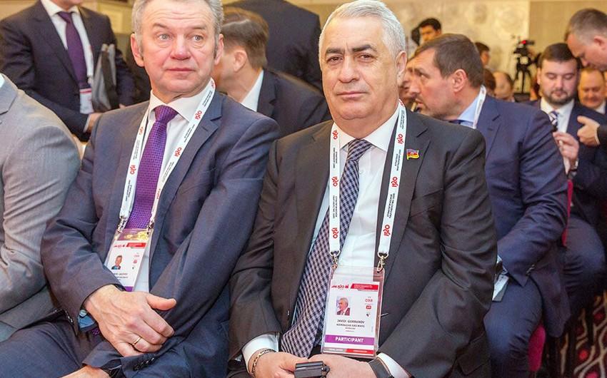 """Azərbaycan Strateji Tərəfdaşlıq 1520: Mərkəzi Avropa"""" biznes-forumunda iştirak edir"""