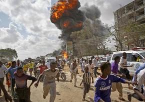 Somalidə partlayış törədilib, 14 nəfər ölüb