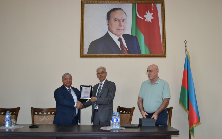 Bakı Dövlət Universitetinə yeni prorektor təyin edilib